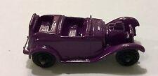 Vintage Tootsietoy Cars