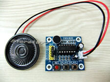Loudspeaker+ISD1820 Sound Voice Recording Playback Module S422