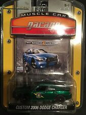 Greenlight Green Machine Michigan State Police 06' Dodge Charger Police Car #004