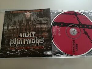 Army of the pharoahs - The Torture Papers 2006 rap hiphop jedi mind tricks