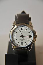 .Casio MTP-1314P Men's Classic Analogue Watch Brown Leather AA156