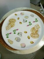 Ideal Ironstone Ware Cheese Platter Made In Japan
