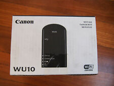 Canon - WU10 Wi-Fi Unit, Scanner Device Server [Made in Japan]  + 10% Off