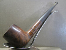 WDC Milano Imported Briar Hesson Guard Smoking Pipe  #989