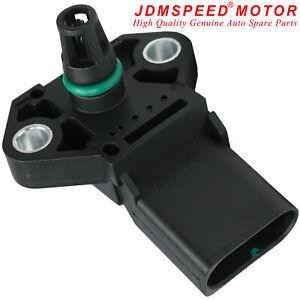 MAP Manifold Pressure Sensor Turbo Boost 3 Bar For VW Audi Seat Skoda 038906051C