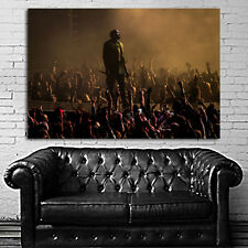 Poster Mural Kanye West Madison Square Garden 40x58 inch (100x147 cm) AB Vinyl
