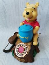 More details for rare disney winnie the pooh & piglet corded 3d 12