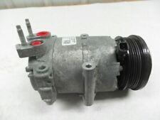 AC Compressor With Turbo Fits 14-17 FIESTA 506852