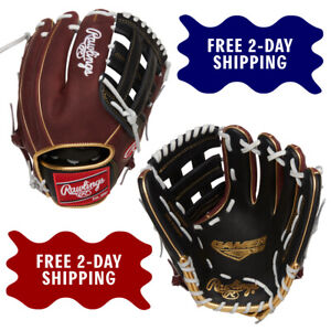 """Rawlings Limited Edition Gamer XLE 11.75"""" Baseball Glove - Infield GXLE205-6BSH"""