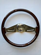 "RAPTOR 18"" FREIGHTLINER TRUCK 2-SPOKE WOOD STEERING WHEEL"