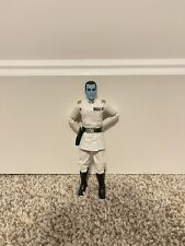 Star Wars The Black Series Grand Admiral Thrawn 6 inch Action Figure loose