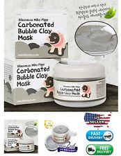 [ ELIZAVECCA ] Milky Piggy Carbonated Bubble Clay Mask 100g USA SELLER