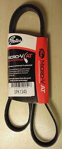 Gates 5PK1345 Micro V AT Alt & A/P Belt for Mazda RX-7 FD3S 13B Turbo Rotary JDM
