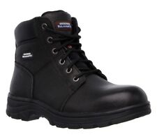 Skechers Work Relaxed Fit - Workshire ST Safety Boots Memory Foam Mens 77009EC