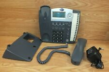 AT&T 945 4-Line Wall/Desk Mount Corded Small Business System Speaker Telephone