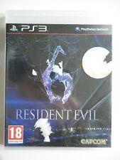 """Resident Evil 6 Jeu Vidéo """"PS3"""" Playstation 3"""