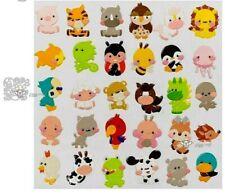 Owl Bird Various animals metal die cutter Stencil Cutting dies Cards Craft