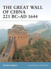Osprey Fortress 57: The Great Wall of China 221 BC–AD 1644 (CHINA) / NEU