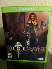 CUSTOM CASE NO DISC BloodRayne 2 XBOX ONE SEE DESCRIPTION