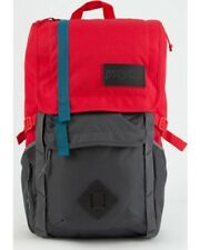 JANSPORT HATCHET (RED/FORGE GREY) BACKPACK *100% AUTHENTIC*  BRAND NEW w/TAG!!