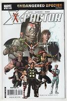 X-Factor #23 (Nov 2007 Marvel) [Endagered Species] Peter David, Pablo Raimondi o