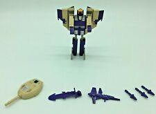 Transformers G1 Vintage BLITZWING, TRIPLE CHANGER, COMPLETE, DECEPTICON, 1980S