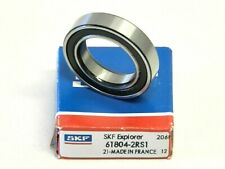 61804-2RS SKF ball bearing 20x32x7mm 61804-2RS1 Bicycle 618042rs thin section