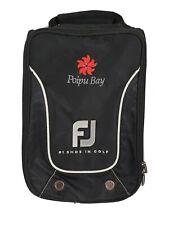 FJ Footjoy Golf Shoe Bag Vented Poipu Bay with shoe bags 2453