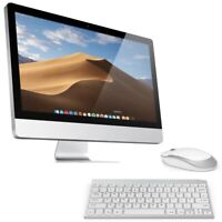 "Apple iMac A1311 21.5"" Desktop i3 3.06Ghz 8GB 480GB SSD Mojave 1yr warranty"