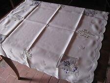 Nappe de table 84 x 84 cm