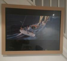 More details for english sailor ellen macarthur kingfisher large picture - kingfisher rare