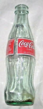 COCA COLA CLASSIC 8oz 237 mL OPENED 2003 BOTTLE RECYCLING 20 FREE SHIP USA