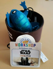 BUILD A BEAR WORKSHOP EXCLUSIVE STAR WARS THE MANDALORIAN FROG AND BOWL SET BNWT