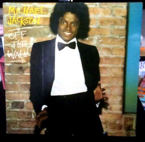 MICHAEL JACKSON Off The Wall Gatefold Album Released 1979 Vinyl Collection USA