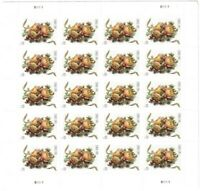 Celebration Corsage Two Ounce Forever Full Sheet of 20 Postage Stamps Scott 5200