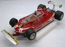 GP Replicas 1:18 Ferrari 312 T4 - 1979 F1 GP World Champion #11 Jody Scheckter