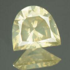 0.43 cts. CERTIFIED Half Moon Cut SI2 Grayish Brown Loose Natural Diamond 21707