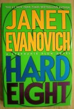 HARD EIGHT Janet Evanovich stated 1st Edition 2002 Mystery Hardcover & Jacket