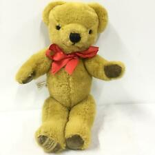Merrythought Jointed Teddy Bear Made In England #504