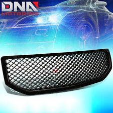 FOR 06-10 DODGE CALIBER LUXURY SPORTS MESH FRONT HOOD BUMPER GRILL/GRILLE GUARD