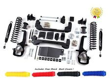 Zone Offroad 4'' Full Suspension Lift Kit Top Rated for 2009-2011 Dodge Ram 1500