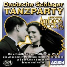 Ambros Seelos (Orch.) Deutsche Schlager Tanzparty (1998) [CD]
