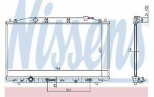 NISSENS Radiateur moteur 68138 - Pièces Auto Mister Auto
