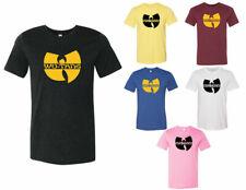Wu Tang Clan 00006000  T-shirt Gza Rza Odb Hip Hop Rap Tee unisex Black New