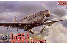 RODEN 037 1/72 LaGG-3 series 1, 5, 11