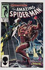 AMAZING SPIDER-MAN #293 NEAR MINT/MINT CONDITION KRAVEN'S LAST HUNT PART 2!