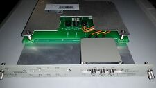 Agilent 44476B 2-Slot Microwave Relay Switch Driver Module w 8762A coax