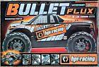 HPI Racing Bullet MT Flux 1/10 Brushless 4WD 2.4GHz RTR - #110663