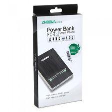 batteria ricaricabile doppia usb 10000mAh per iPhone iPad iPod e altri tablet