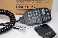 DTMF Mic Para Icom coche de radio móvil Ic-2100h Ic-2710h ic-2800h como hm-98s